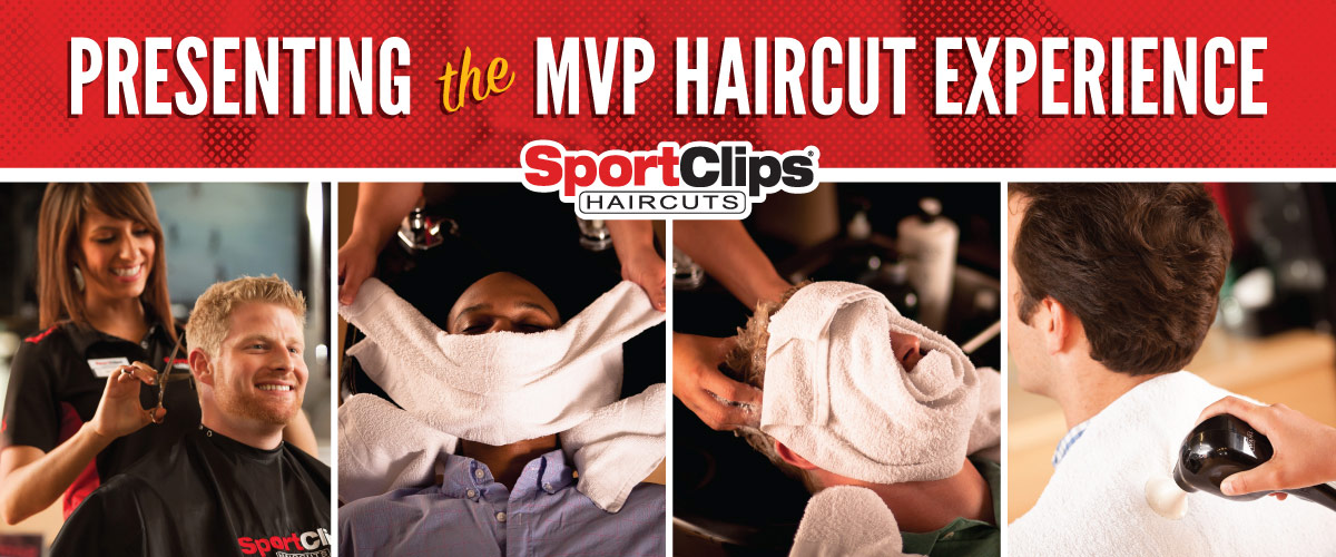 The Sport Clips Haircuts of Fort Mill MVP Haircut Experience